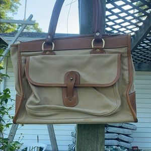 Vintage Original Ghurka Bag. No.9 The Runabout